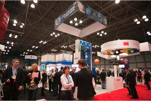 NEC@Retail Big Show NYC
